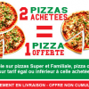Menu Triple Pizzas